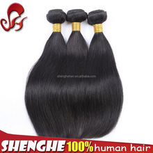 True length 7a grade Peruvian relaxed straight hair