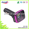 Hot selling car mp3 player fm transmitter usb