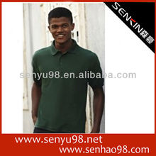 North America Eco-Friendly summer men polo shirt manufacturers