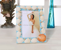 sea shell ocean style picture frame