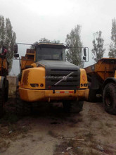 6x4 volvo articulated dump truck
