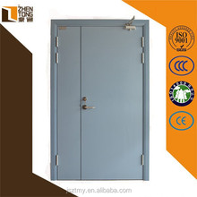 Custom quality 2 hour security 2hour fire rated wooden door,fire door panic bar,security 2hour fire rated wooden door