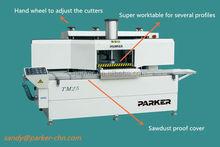 Aluminium T Bar Window Mullion CNC Milling Machine