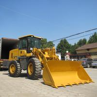 3000kg lifting capacity wheel loader ZL30