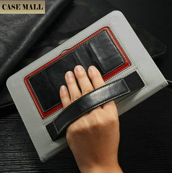 2015 Hot selling phone leather case for ipad mini with wallet
