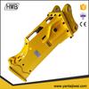 Yantai road machinery drilling machines hydraulic breaker hammer
