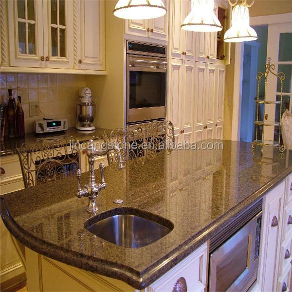 Epoxy Resin Granite Kitchen Countertop