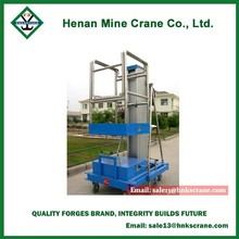 ISO Certificated Hydraulic Scissor Lifts Electric Power Supplied