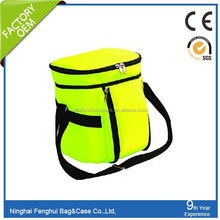 double compartment oversized capacity thermostat bag cooler bag for milk