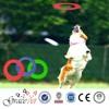 2015 Pet Rubber Flying Disc Dog Toys