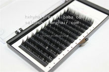 New Hot Sale Eyelash Extension eyelash factory Stock/Japan Quality 0.20 thickness High quality