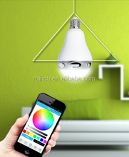 Bulb Lights Item Type and Mixed material Lamp Body Material LED Bulb WIFI