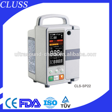 Lowest cost top infusion pump CE Approved