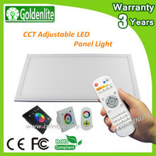 factory price 620*620mm 40w led panel light for home and office