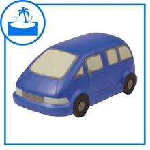 Yinjia supplier cheap promotional gift imprinted logo custom PU Foam Mini Van Stress Reliever