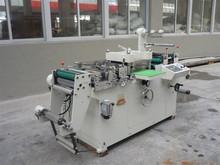 Self Adhesive Tape / Label / Trademark Platen Die Cutter / Die-Cutting Machine