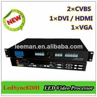 led video wall screen highest definition led video led sd card dmx controller