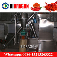 Different Capacity Whole Production Line Chili Powder Grinding Machine Factory