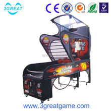 Funny arcade basketball sport game