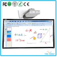 Portable interactive smart board,led smart board,electronic teaching board
