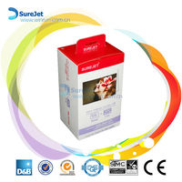 SureJet Compatible for Canon KP-108IN selphy Photo Paper factory for sale