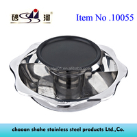 stainless steel shabu steamboat & Grill for single storey