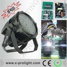 DJ Par 64 54x3W LED Lights RGBW ip68 DMX512 Stage Party Club Show HIGH POWER outdoor wash light