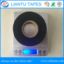 Noise reduction black fiber cloth sleeve