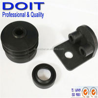 Professional Custom design industrial conductive rubber cap button with good quality