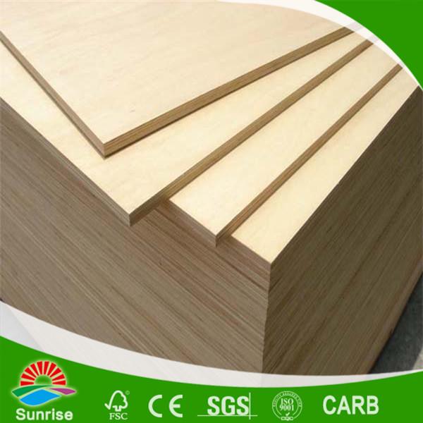 Best quality 12mm furniture grade birch commercial plywood for Furniture grade plywood
