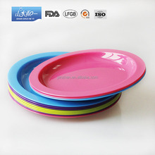 wh1026 2015 hot sell Plastic Plate/ PP Disposable Plastic tableware / Dish