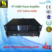 FP13000 Pro Sanway Brand High Audio Amplifier