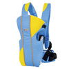 classic cotton Breathable twin baby carrier EN test report brand buckle