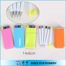 school supplies stationary pen sets, promotional gifts sets