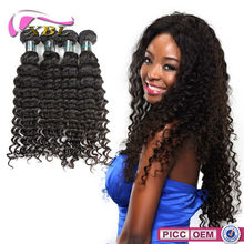 2015 XBL Wholesale 7A Grade Chemical Free hair extensions one piece