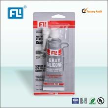 85g rtv silicone sealant high temperature, high grade silicone sealant,5min cure time