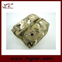 Airsoft Molle Double AK Magazine Military pouch for sale
