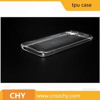 Best sales Transparent soft tpu mobile phone case for htc one m8 mini