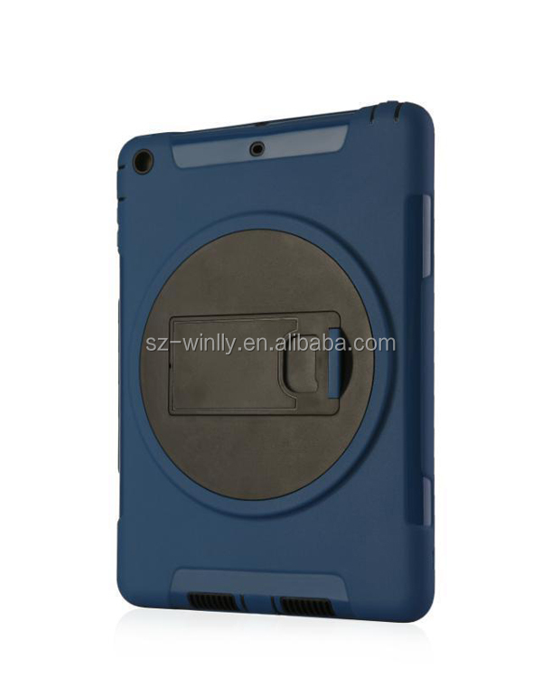 For iPad air 360 Degrees Rotatable Case, rotary case, rotating for iPad case