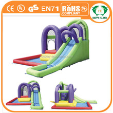 2015 commercial grade inflatable water slides,lake inflatable water slide,cheap inflatable water slides