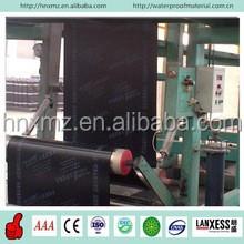 China Popular Aluminum Roof Covering Bitumen Felt for Waterproofing Cheap