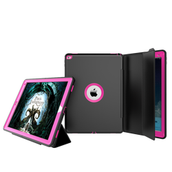 Unique Designs Belt Clip 7 Inch Silicone Tablet Case For iPad Pro