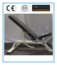 high quality commercial gym equipment / indoor gym equipment /Adjustable dumbbell bench HP-23t