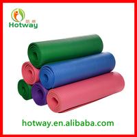 Thick Folding Gymnastics NBR mats/Waterproof Yoga Mat/ Eco Fitness Gym Mat