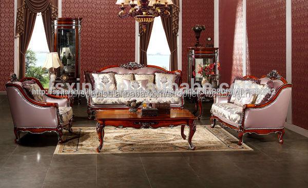 Muebles de gardon tela de oro antiguo estilo europeo sof for Muebles modernos estilo europeo