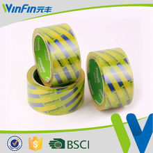 Professional Factory Sale!! Bopp Super Clear pet double sided tape