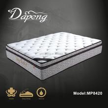 Luxurious soft wave foam euro top golden mattress manufacturer