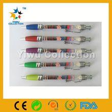 branded cheap banner pens,most popular flag ballpen,custom cheap promotional pen