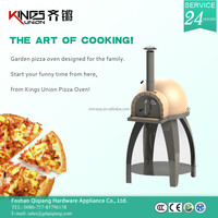 2015 Hot Selling Outdoor Indoor Stainless Steel Wood Fired Pizza Oven (KU-001A)