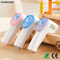 KARKNEE IR thermometer with CE, RoHS certificates